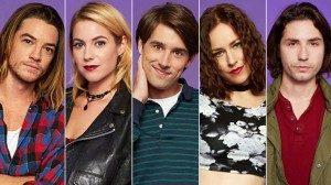 Sean, Becca, Andy, Lolly e Jamie