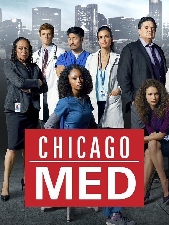 chicago-med-poster